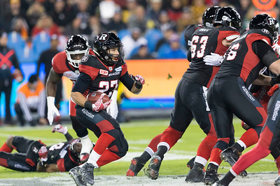 CFL 2016: 104th Edition Grey Cup Game, Stampeders vs Redblacks  NOV 27