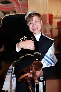Bar Mitzvah of Matthew Steinberg