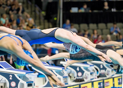 The 2016 Olympic Trials for swimming takes place in Omaha, Nebraska, on Thursday, June 30, 2016. Photo/Matthew Bish- Bold Action Media