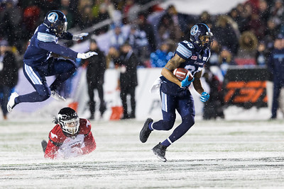 CFL 2017:  Grey Cup, Stampeders vs Argonauts NOV 26