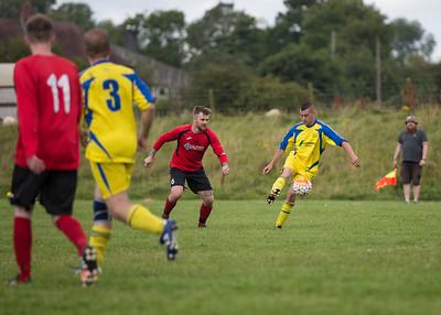 Bird in Hand FC V Waterhouses FC WATERHOUSES PLAYING FIELDS Stoke-on-Trent ST10 3HU