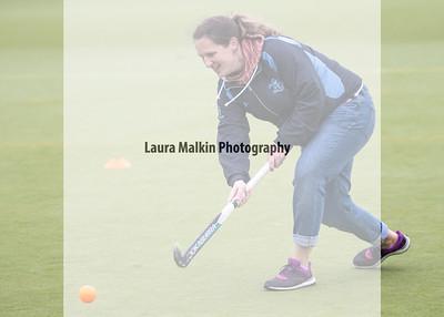 LEEK, STAFFORDSHIRE. Leek Women's 1st XI Hockey v Uni of Birmingham 3XI Women's -  Midlands Region Hockey Womens League Division 1
