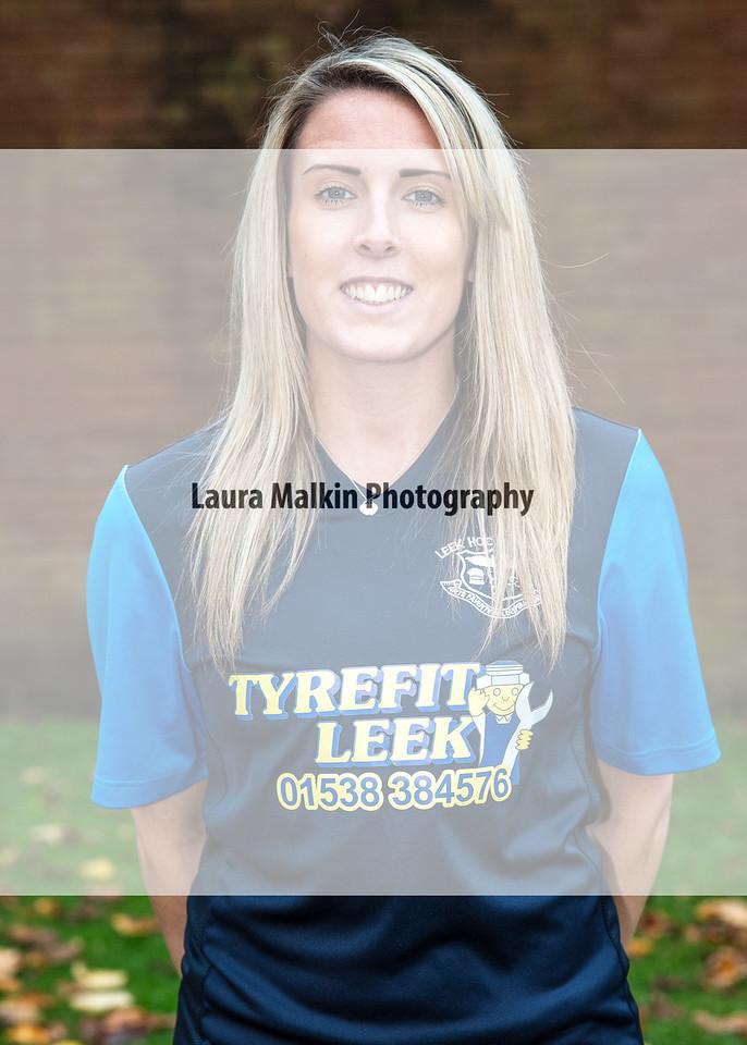 LEEK, STAFFORDSHIRE. Leek Women's 1st XI Hockey v Uni of Birmingham 3XI Women's - <br /> Midlands Region Hockey Womens League Division 1