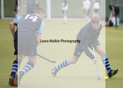 Leek Men's 1st XI Hockey v West Bridgford 1XI