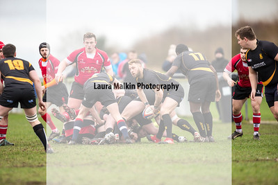 Longton Rugby 2s v Walsall 2s