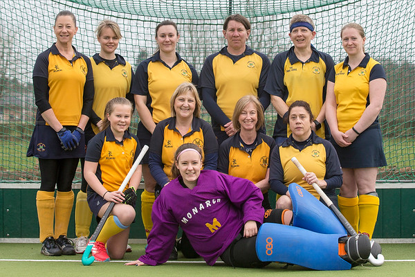 Stafford Hockey Ladies 4s v Lichfield