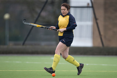 Stafford 4s Ladies v Lichfield at Beaconside (Hockey League Game)