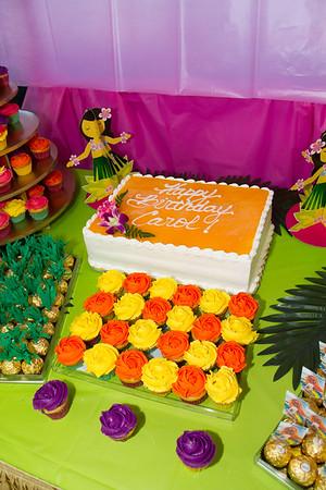 Carol's 75th Birthday Celebration