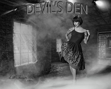 Kimberly Money-Devil's Den-B&W-8x10