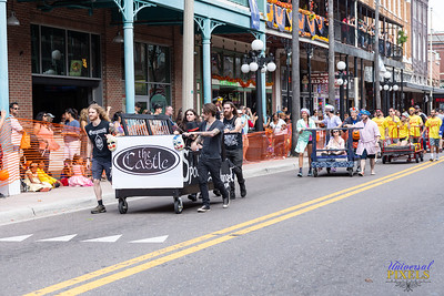 2018-10-27 Monster Bed Race