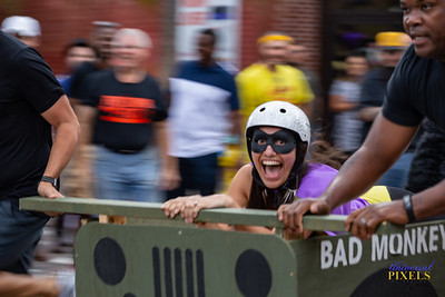 Big Monster Bed Race-102