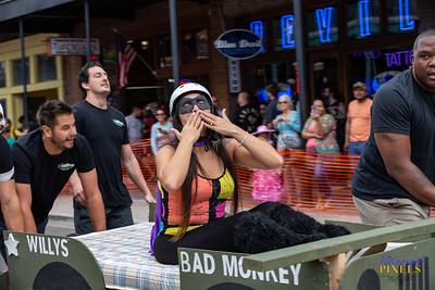 Big Monster Bed Race-109