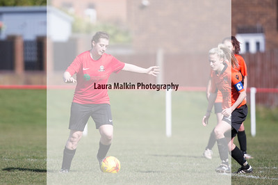 Bradwell v Abbey Hulton Ladies