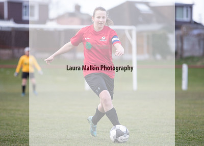 Bradwell Bells Women v Abbey Hulton Women's FC