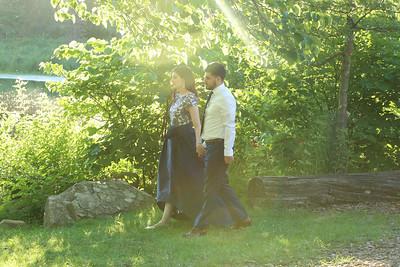 Lake Katherine Engagement Session