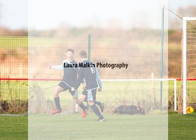 Leek CSOB Reserves v Audley FC