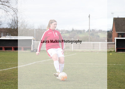 Stoke Ladies  Reserves v Derby County