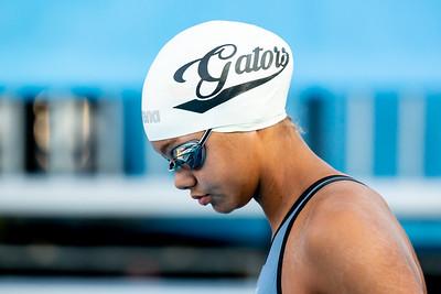 YMCA Regional Championships held at Splash Aquatics, La Mirada California, January 20-21, 2018