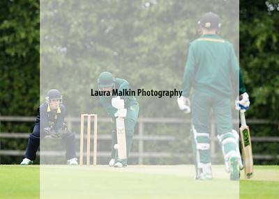 Edgbaston: Warwickshire U17 v Nottinghamshire U17- Edgbaston Foundation Ground