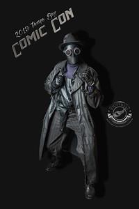 Black Leather Thug-277