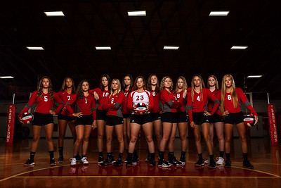 2019 Volleyball Group-4