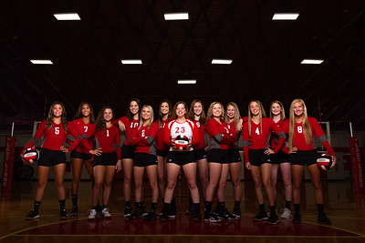 2019 Volleyball Group-5