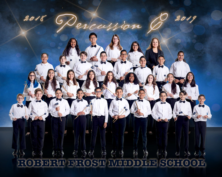 Robert Frost Middle School - Percussion C