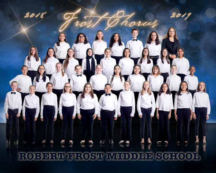 Robert Frost Middle School - Frost Chorus