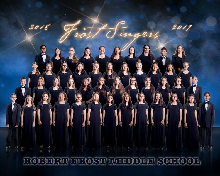 Robert Frost Middle School - Frost Singers