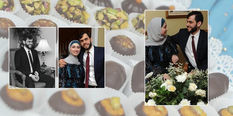 Samer & Maria Wedding Album Lama