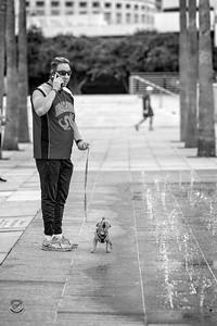 Chihuahua Man-B&W-27