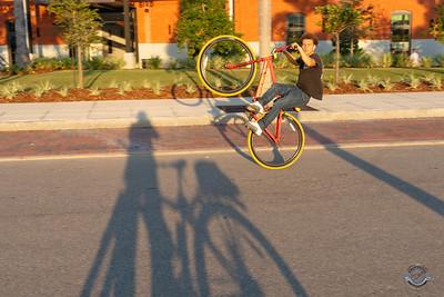 Cyclists & Night Shots-47