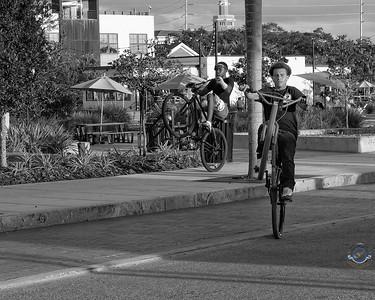 Cyclists & Night Shots-V2-B&W2-70
