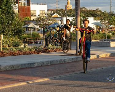 Cyclists & Night Shots-70