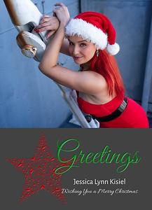 Jessica Kisiel-HS3 - 5x7 Photo Card - 09 - Front