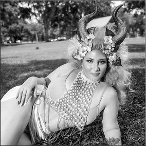 Megan Hamilton-Spring Has Sprung-B&W-Aqua-81
