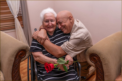 Mario & Mom-Mother's Day 2021-24