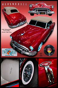 Bob Shay's 48 Olds Convertible