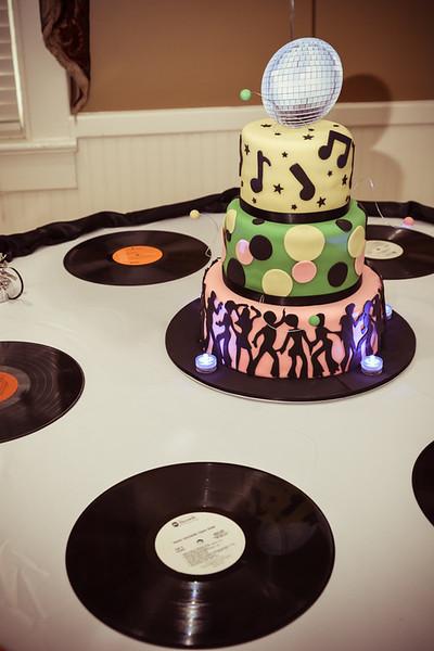 70s Birthday Party 007