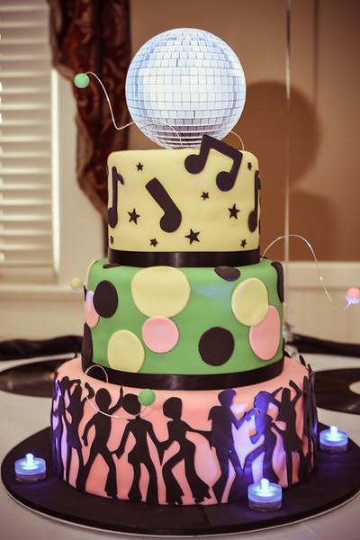 70s Birthday Party 009