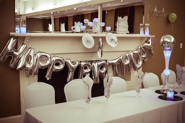 70s Birthday Party 012
