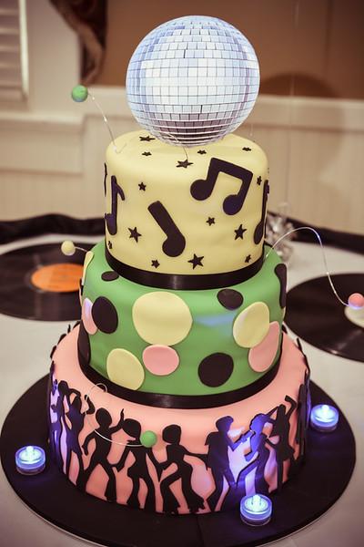 70s Birthday Party 008