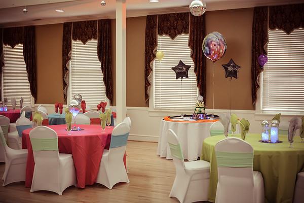 70s Birthday Party 016