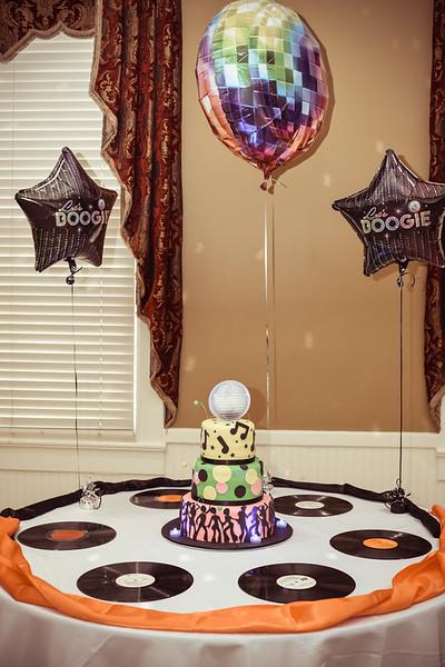 70s Birthday Party 006