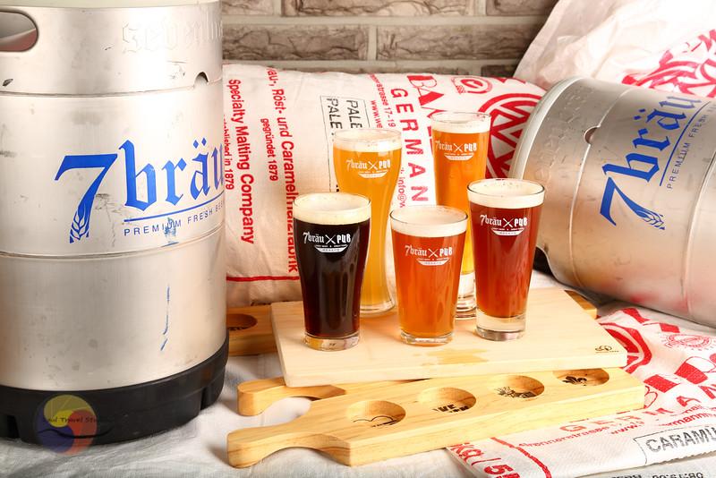 The beer family 7 Brau Pub