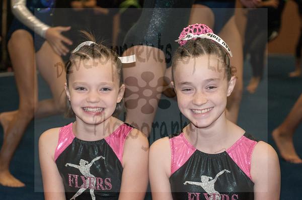 AAU State Gymnastics Championships - Session 5