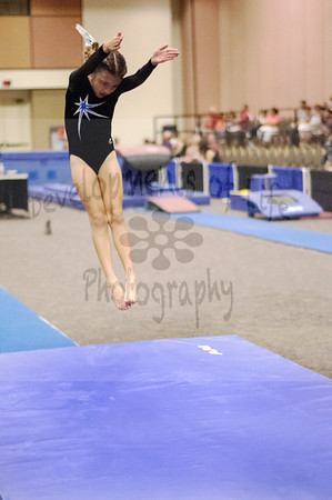 AAU State Gymnastics Championships - Session 7