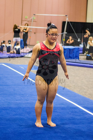 AAU State Gymnastics Championships - Session 1
