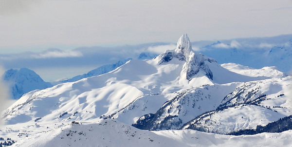 The Black Tusk (Whistler)