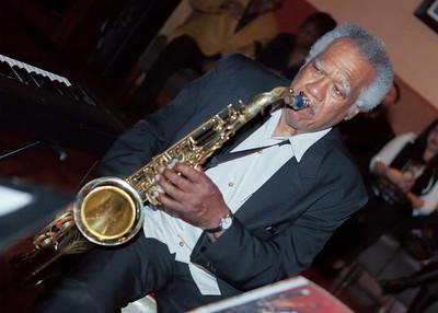 The Sax Man